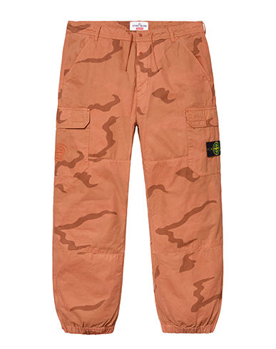 301S4 BRUSHED COTTON 2C CAMO-OVD