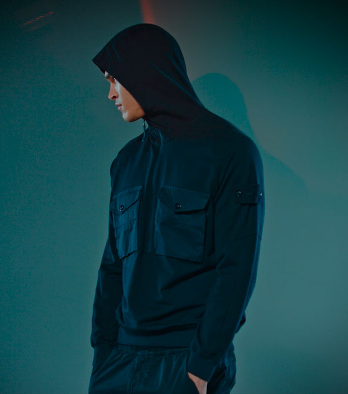Stone Island Official Site Research And Technology Applied