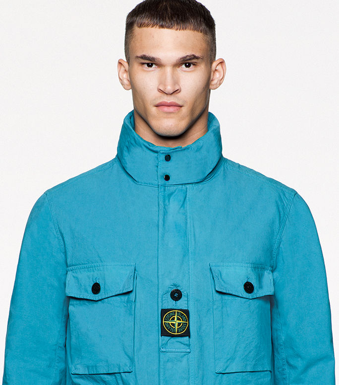 Stone Island jackets BOYS years DARK TEAL 2 to 14